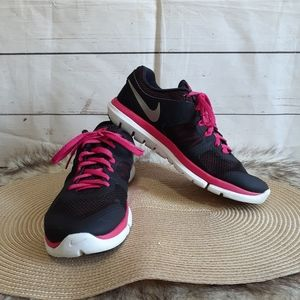 NIKE Flex 2014 Run Athletic Shoes Size 6.5